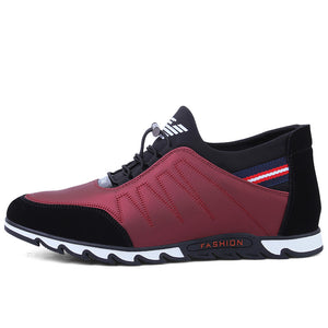 Breathable Comfortable Increase Men's Sneakers
