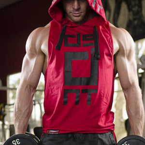 Cotton Sleeveless Sports Vest