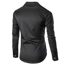 All-match Men's  Long-sleeved Shirt