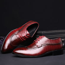 Big Size Brock Business Shoes