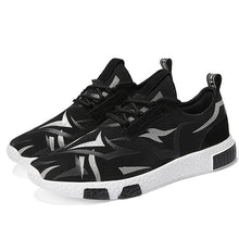 Breathable Rubber Comfortable Men's Sneakers