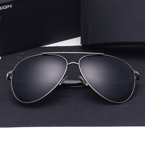 Polarized Sun Driver Mirror Men's Glass