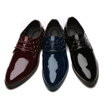 Youth Breathable Business Shoes