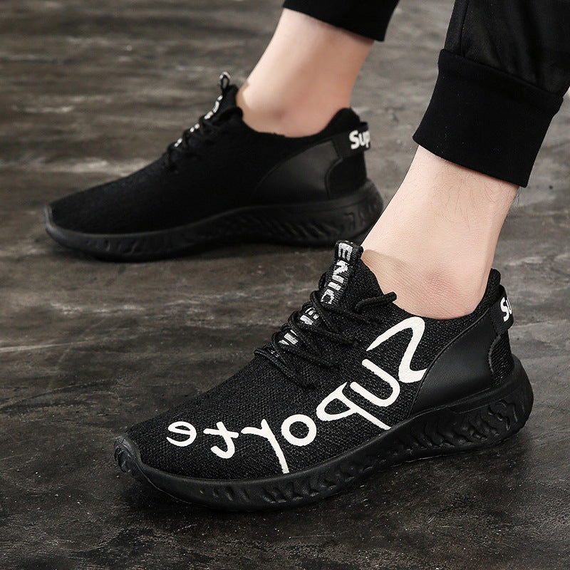 Breathable Wear Resistant Multi Purpose Men's Sneakers
