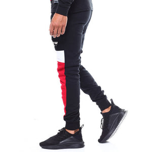 Printing Large-scale Leisure Sports Men's Active Pants