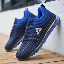 Breathable Abrasion-resistant And Anti-skid Damping Men's Sneakers
