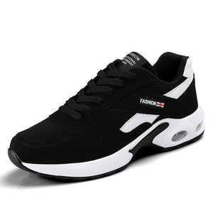 Leisure Sports Lace Up Wear Resistant Men's Sneaker