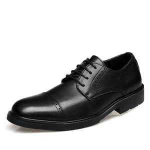 Damping Breathable Wear Resistant Men's Oxfords