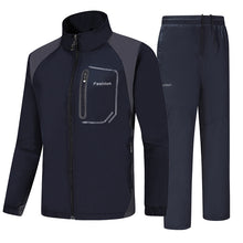 Windbreak Easy Outdoor Running Men's Sports Suit