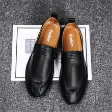 Breathable Ornamental Empty Men 's Casual Shoes