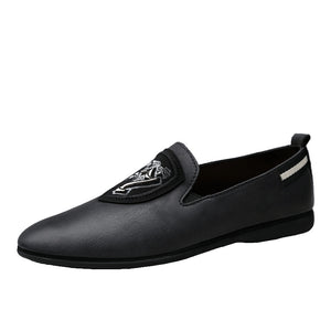 Damping Breathable Wear Resistant Men's Loafers