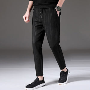 Casual Ankle-length Pants