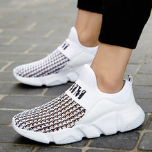 Hollow Out Mesh Sports Shoes