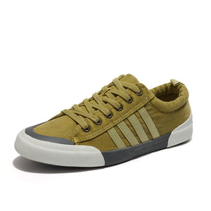 Lace-up Retro Canvas Casual Shoes