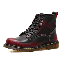Martin Belt Line Low Heel Men's Boots