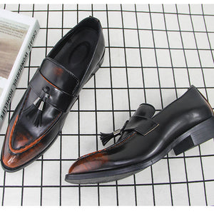 British Tassel Casual Shoes