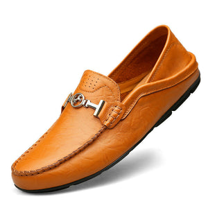 Men's Soft Casual Leather Loafer