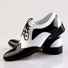 Business Wedding Patent Leather Oxford Shoes