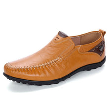 Leather Casual Shoes Loafers