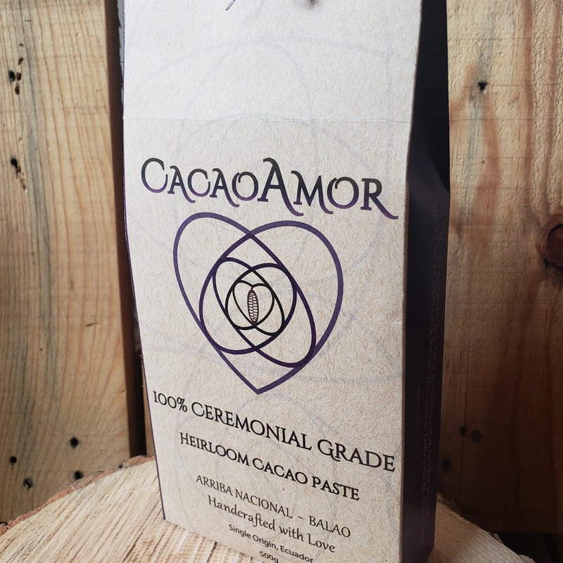 CacaoAmor 500g Block