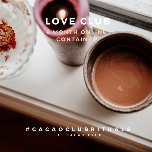 EVENT : Love Club | 6 month online container | June - November