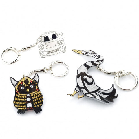 Attachments Keyring