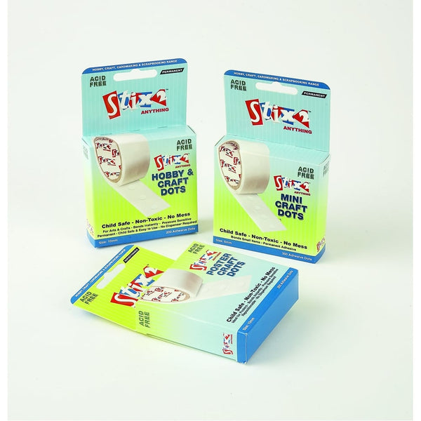 Craft Glue Dots 10mm