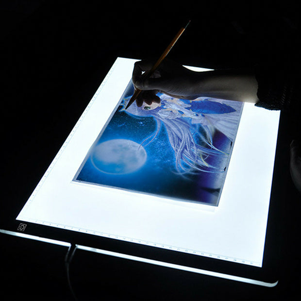 Back lit Translucent Paper for LED Light Panel / Artist Light Box 125um