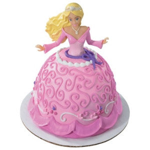 Barbie doll cakes to Bangalore through Online Cake delivery