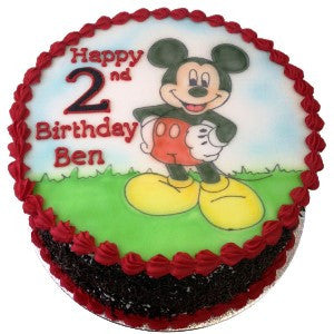 Send Cartoon cakes to Bangalore the same day through Online cake delivery
