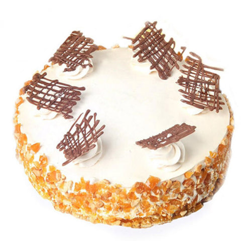 Send Butterscotch cakes to Bangalore through The Pastry Inn