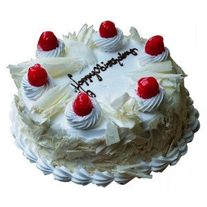 Send White Forest cakes to Bangalore through The Pastry Inn
