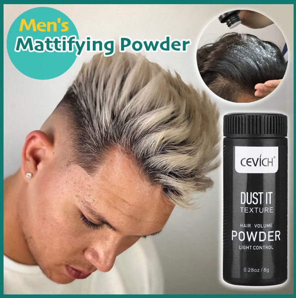 Matterend Haarpoeder - Super Volume Uniseks Poeder - Flexibele Hold Styling Powder