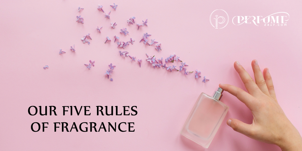 Five Rules of Perfume