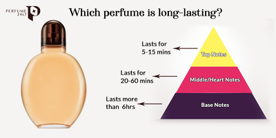 Which perfume is long-lasting?