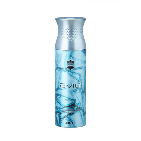 Buy original Ajmal Avid Pour Homme Deodorant 200ml only at Perfume24x7.com