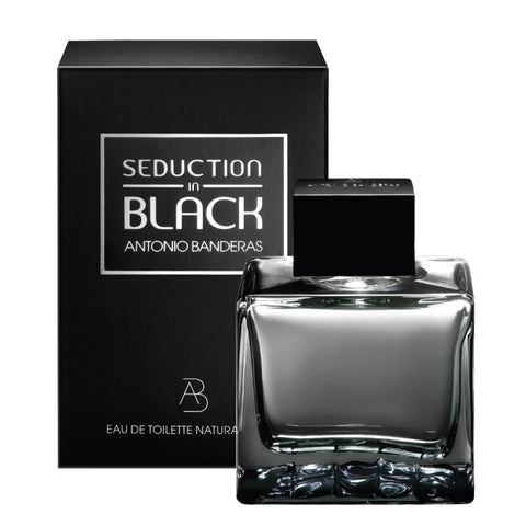 Buy original Antonio Banderas Black Seduction EDT For Men 100ml only at Perfume24x7.com