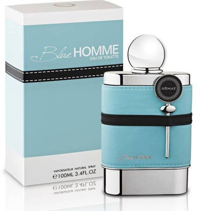 Buy original Armaf Blue Homme Edt 100ml For Men only at Perfume24x7.com
