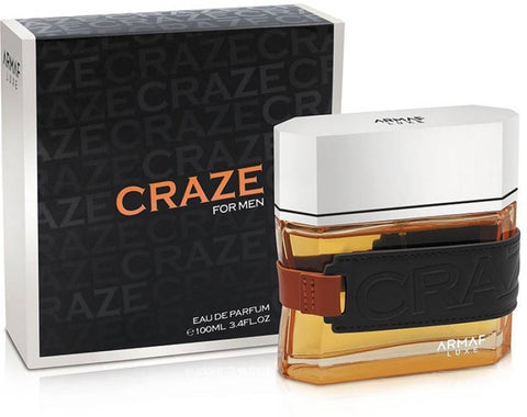 Buy original Armaf Craze For Men Eau De Parfum 100ml only at Perfume24x7.com