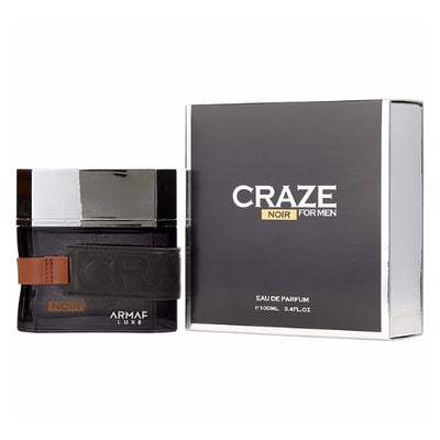 Buy original Armaf Craze Noir For Men Eau De Parfum 100ml only at Perfume24x7.com