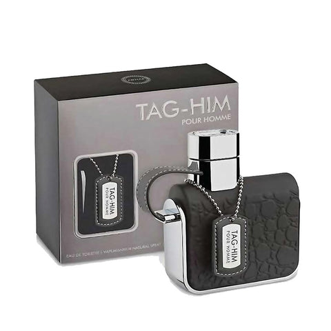 Buy original Armaf Tag Him Edt for Men 100ml only at Perfume24x7.com
