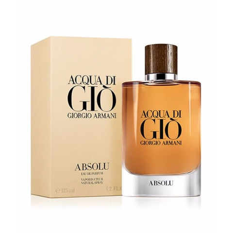 Buy original Giorgio Armani Acqua Di Gio Absolu Edp For Men only at Perfume24x7.com