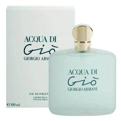 Buy original Giorgio Armani Acqua Di Gio 100ml Edt only at Perfume24x7.com