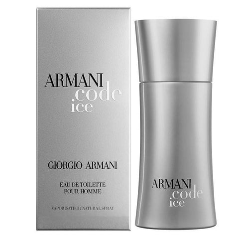 Armani Code Ice EDT For Men 75ml - Perfume24x7.com