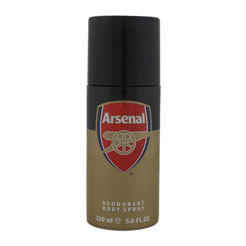 Arsenal Gold Deodorant For Men 150ml