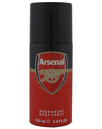 Buy original Arsenal Red Deodorant For Men 150ml only at Perfume24x7.com