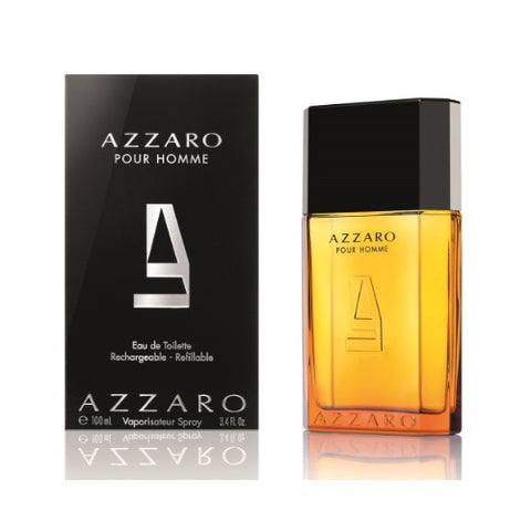Buy original Azzaro Pour Homme Edt For Men 100ml only at Perfume24x7.com