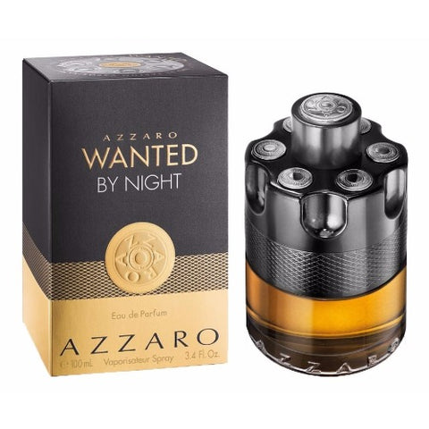 Buy original Azzaro Wanted By Night Edp For Men 100ml only at Perfume24x7.com