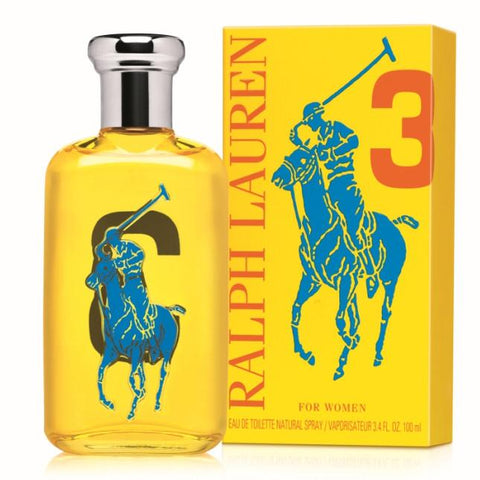 Buy original Ralph Lauren Big Pony 3 EDT For Women 100ml only at Perfume24x7.com