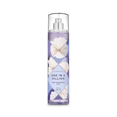 Buy original Bath & Body One in a Million Mist For Women 236ml only at Perfume24x7.com